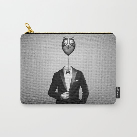 Mr. Kitty Carry-All Pouch