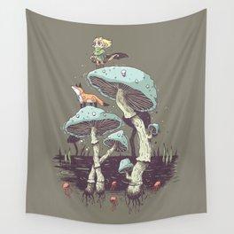 Elven Ranger Wall Tapestry