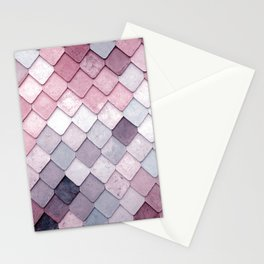 rosa pattern Stationery Cards