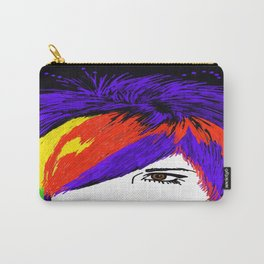 Ladies Hair Carry-All Pouch