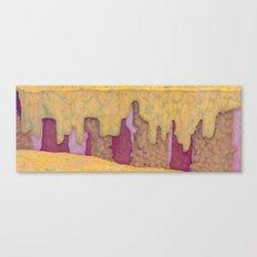 Multicolor Canyon Canvas Print