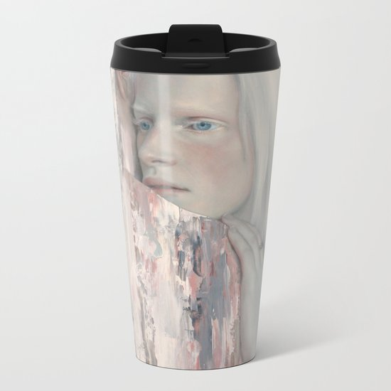 Loveloss II Metal Travel Mug