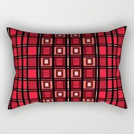 The Red Box Rectangular Pillow