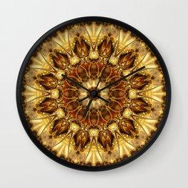 Mandala Charisma Wall Clock