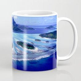 Bora Bora Island Tropical Paradise Coffee Mug