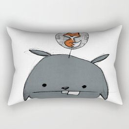 minima - rawr 01 Rectangular Pillow