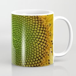 All right, Mr. DeMille, I'm ready for my close-up - Sunflower photography by Jéanpaul Ferro Coffee Mug