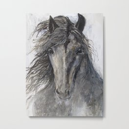 West Wind Metal Print