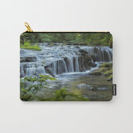 Ledge Falls, No. 4 Carry-All Pouch
