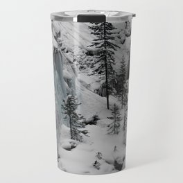 Snowy Slopes Travel Mug
