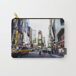NYC Life Carry-All Pouch