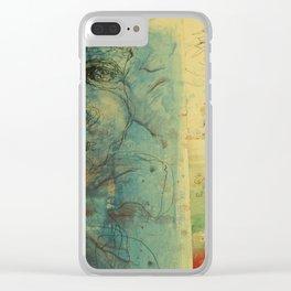 Tu y yo Clear iPhone Case