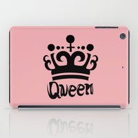 arya iPad Cases featuring Queen Levy by Arya