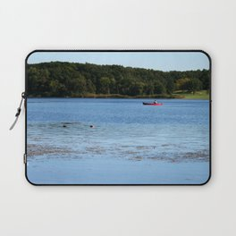 The Red Canoe Laptop Sleeve