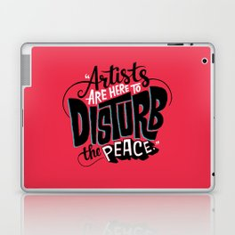 Disturb The Peace Laptop & iPad Skin