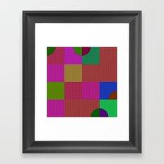 b 1 1 1 - b 1 1 1 Framed Art Print