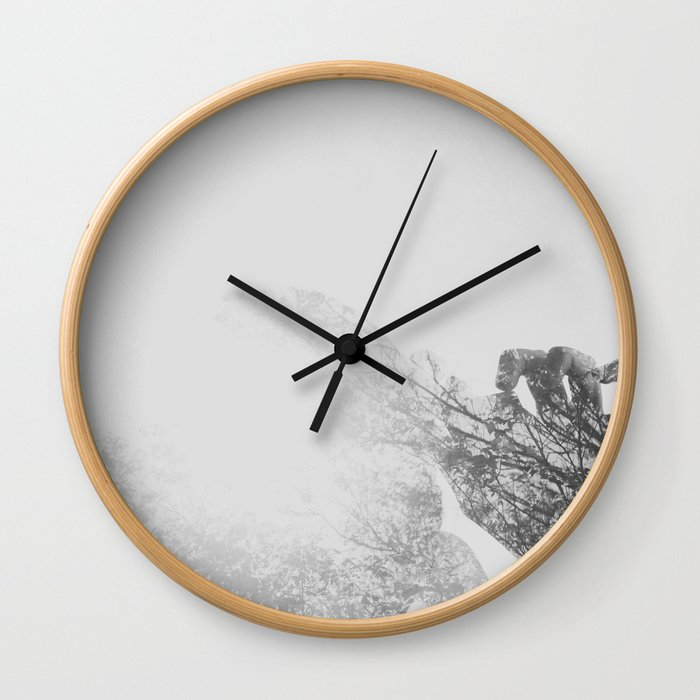 Blombürg Wall Clock