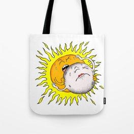 Sexclipse Tote Bag