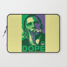 the dopest president Laptop Sleeve