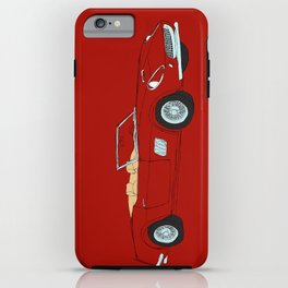 Ferrari 250 GT Califonia Spyder iPhone Case