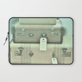 Retro Travel Laptop Sleeve