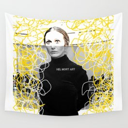Woman N9 Wall Tapestry