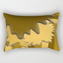 Shades of Brown 4 Rectangular Pillow