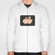 Baby Monkey (Black Bg) Hoody
