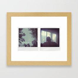 Grow Wings Framed Art Print