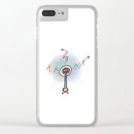 Inner lighthouse Clear iPhone Case