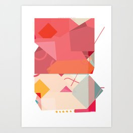 7x7 Art Print