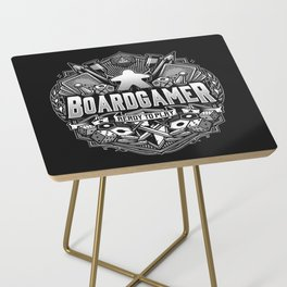 BOARD GAMER Side Table