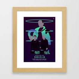 Agents of S.H.I.E.L.D. 6x03: Fear and Loathing on the Planet of Kitson Framed Art Print