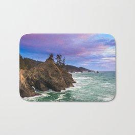 Thunder Rock Cove Sunset Bath Mat