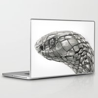 snake Laptop & iPad Skins featuring Snake by donotseemeart