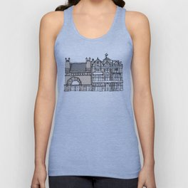 Whitechapel Gallery London Unisex Tank Top