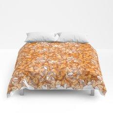 Trompe-l'œil - Starfruit vs. Autumn Comforters