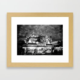 The Candy Factory Framed Art Print