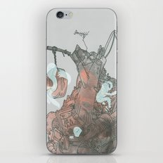 Junkyard Playground iPhone & iPod Skin