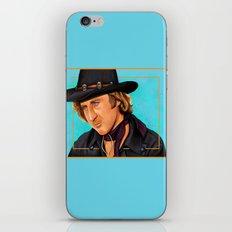 The Wilder Jim iPhone & iPod Skin