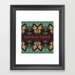 Astra Zero : it's coming Framed Art Print