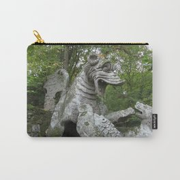 Bomarzo Dragon Carry-All Pouch
