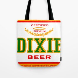 DIXIE BEER OF NEW ORLEANS Tote Bag