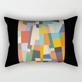 MISTERY WOMAN Rectangular Pillow
