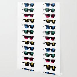 Cool Sunglasses Photo Illustration Venice California Wallpaper