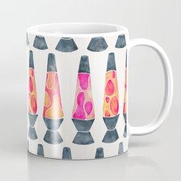 Retro Vibes – Peachy Pink Palette Coffee Mug