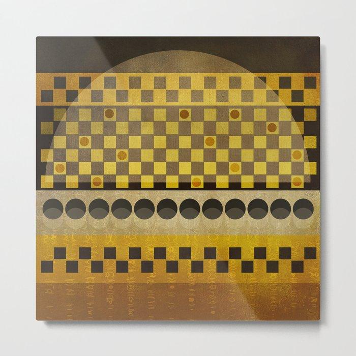 Geometric/Abstract 14 Metal Print