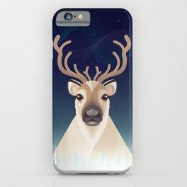 Magical Lapland Finland iPhone Case