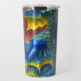 Horned Dragon Travel Mug