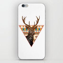 Geometric Buck iPhone Skin